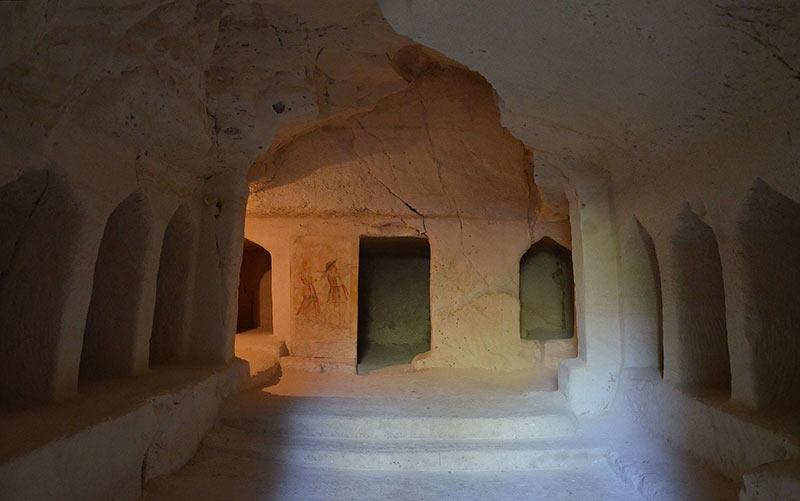 burial caves in Israel